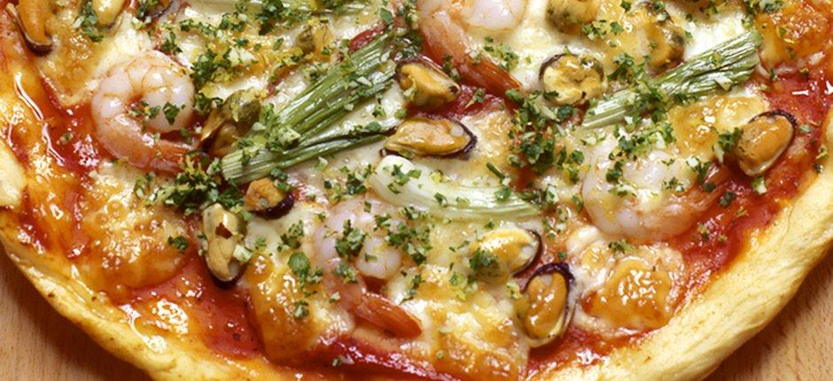 Pizza al mare