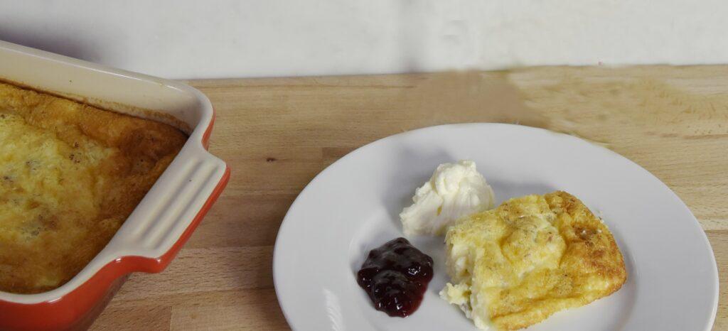Recept på Snabb ostkaka med keso
