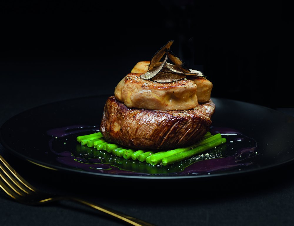 Recept på Tournedos Rossini