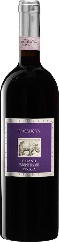 Azienda Agricola La Spinetta-Chianti Riserva Di Casanova-X50080529801