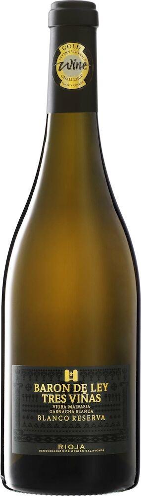 Baron De Ley-3 Vinas Blanco-X50080537801