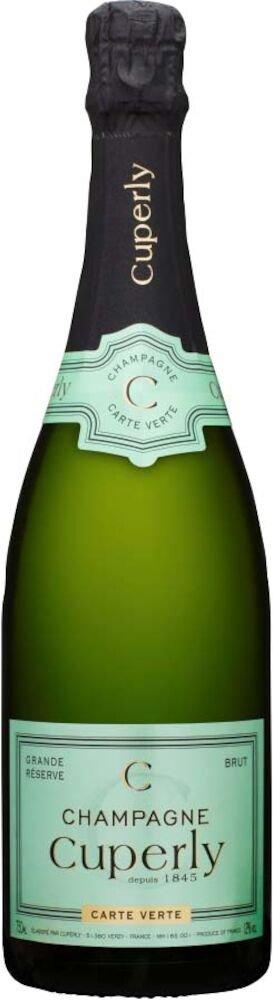 Champagne Cuperly-Grande Reserve Carte Verte Brut-773401
