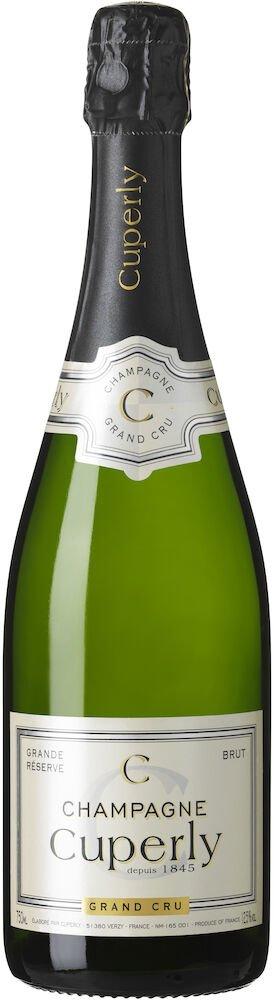 Champange Cuperly