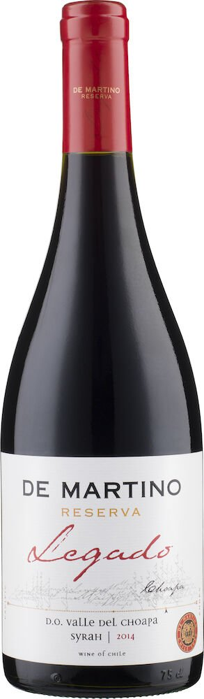 De Martino-Estate Legado Syrah