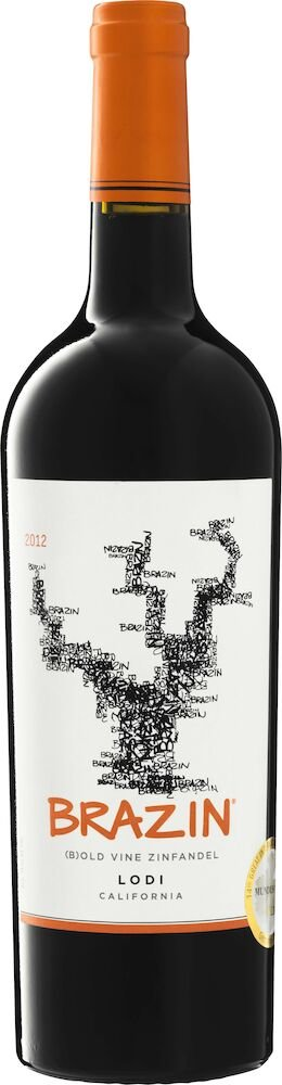 Delicato Family Vineyards-Brazin Old Wine Zinfandel-626101