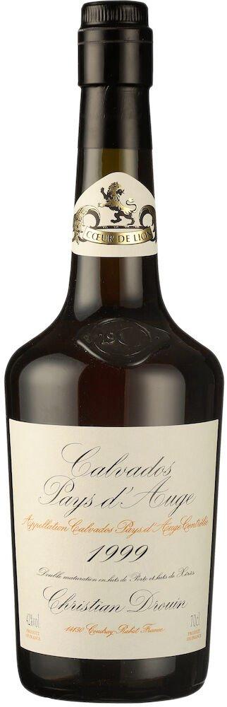 Drouin Calvados Pays d Auge 1999