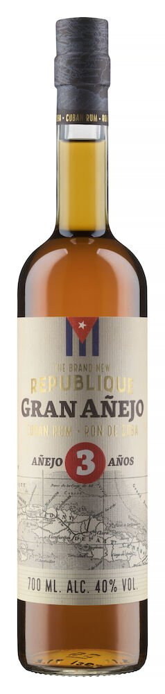 Enjoy Wine and Spirits The Brand New Republique Gran Anejo 59401