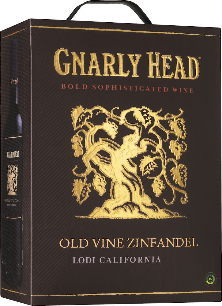 Gnarly Head Old Vine Zin BIB 659708