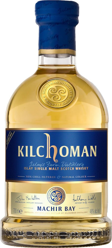 Kilchoman Distillery-Machir Bay Single Malt Whisky-57301