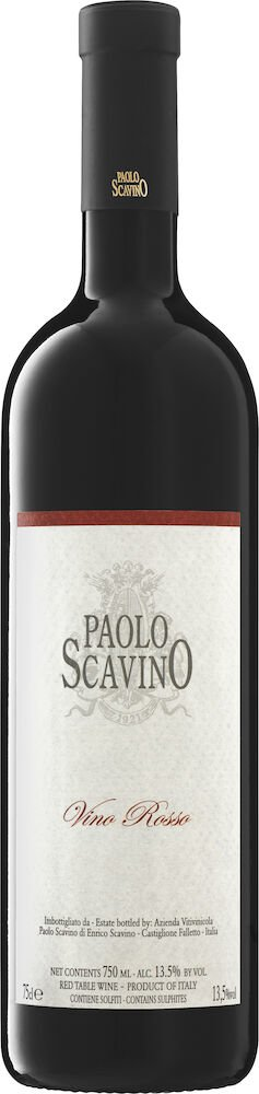 Paolo Scavino VinoRossoTavola 73151