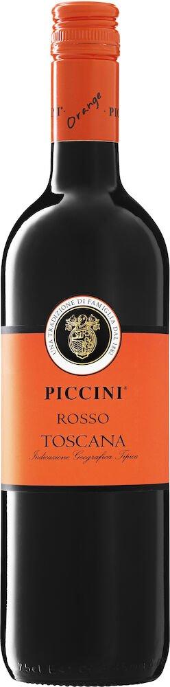Piccini Orange Label Rosso