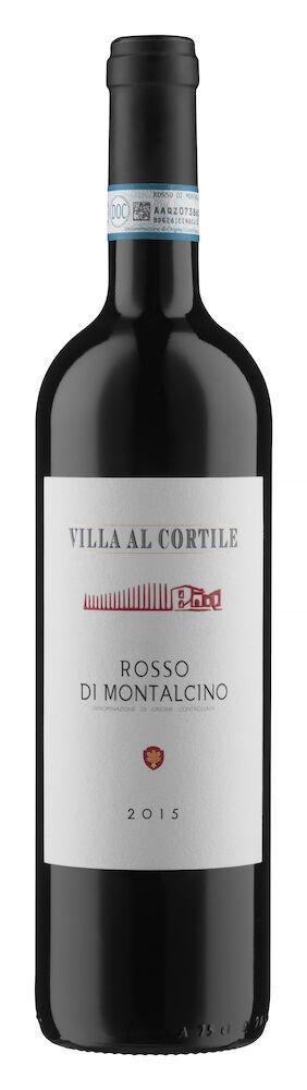 Villa al Cortile Rosso Di Montalcino