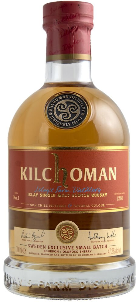 Kilchoman Sweden EXCL