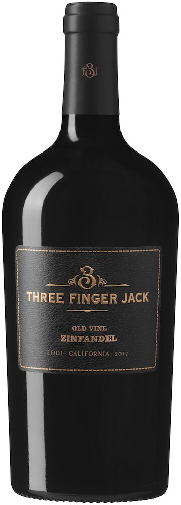 3Three Finger Jack Zinfandel