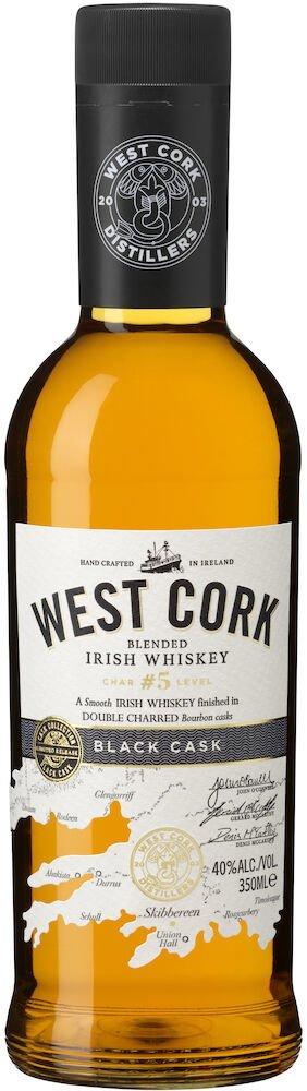 West Cork Irish Whiskey 350ml
