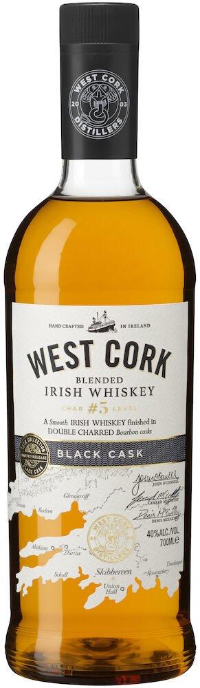 West Cork Irish Whiskey 700ml
