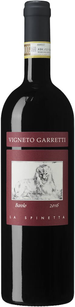 Spinetta VG Barolo 2016