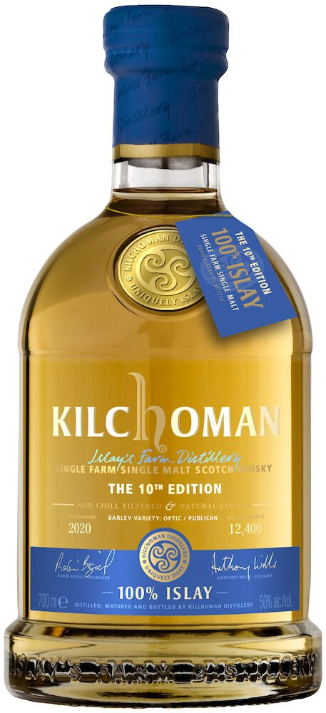 Kilchoman 100 Islay 2020