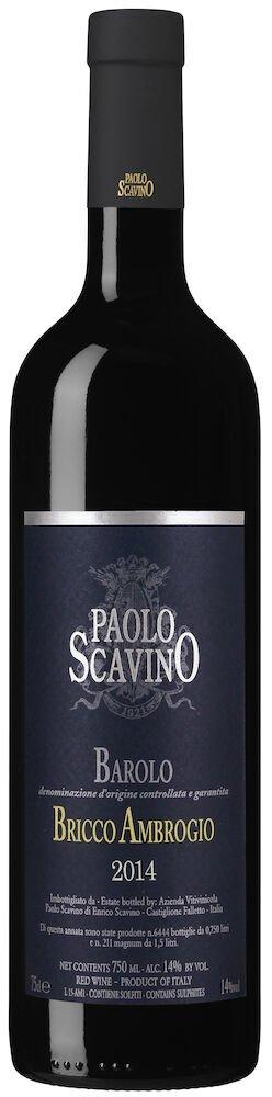 Paolo Scavino Bricco Ambrogio 2014