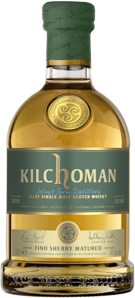 Kilchoman Fino 2020