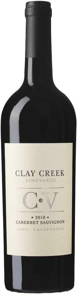 Clay Creek Cabernet Sauvignon 2018