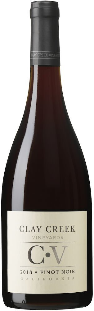 Clay Creek Pinot Noir 2018