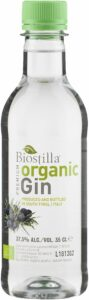Biostilla Organic Gin 35cl 3802