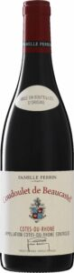 Famille Perrin-Beaucastel Cotes du Rhone Coudoulet Rouge-X50080536401