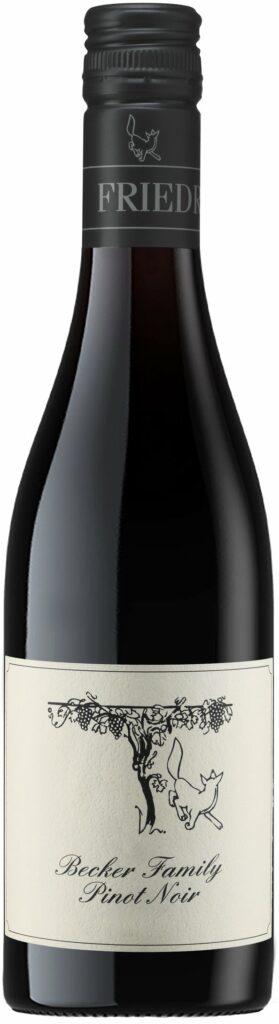 fr becker family pinot noir 375ml