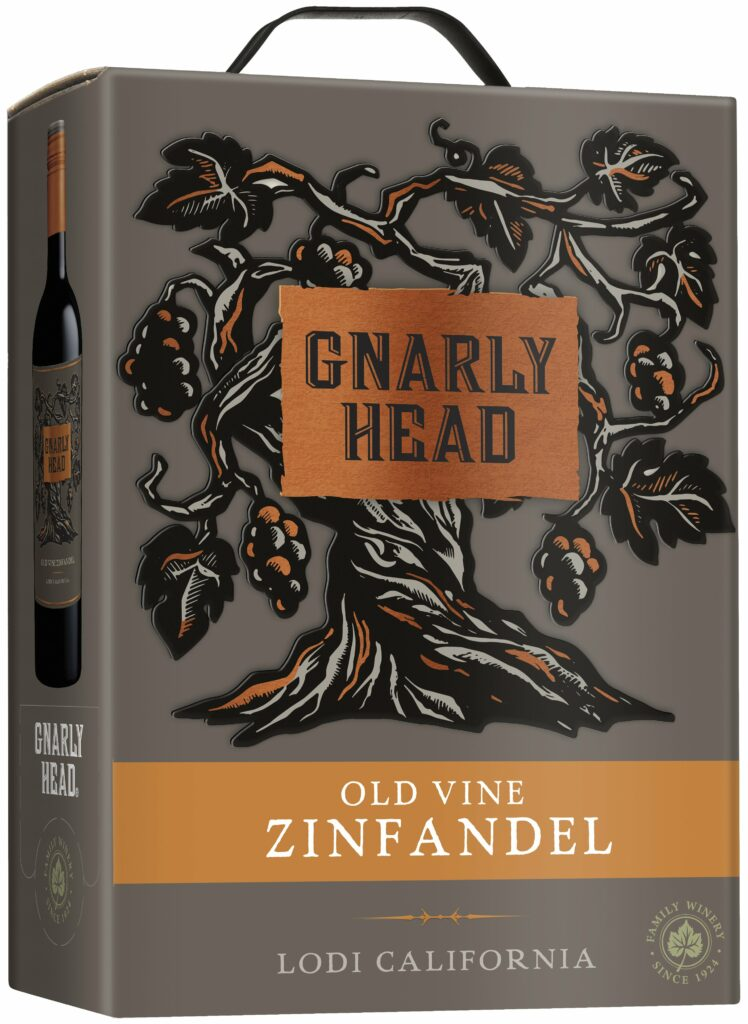 Gnarly Head zin bib 2020
