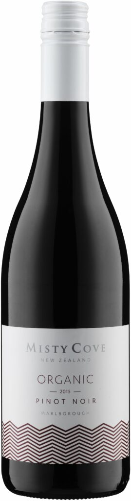 Misty Cove Organic Pinot Noir 2140