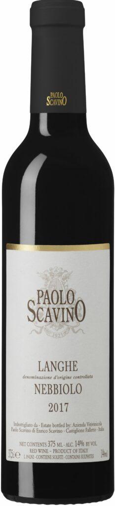 Paolo Scavino Langhe Nebbiolo 375ml