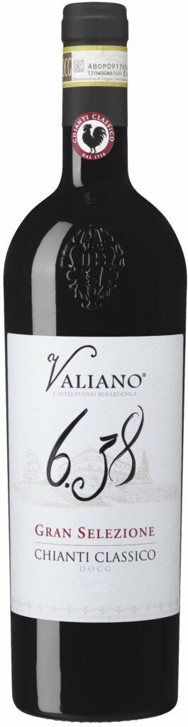 Piccini Valiano 6.38 Chianti Classico Gran Selezione