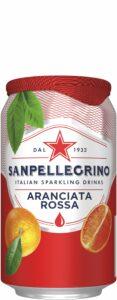 Sanpellegrino Aranciata Rossa 33cl