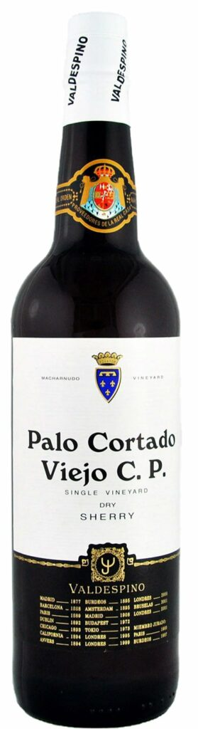 Valdespino Palo-Cortado-viejo-cp