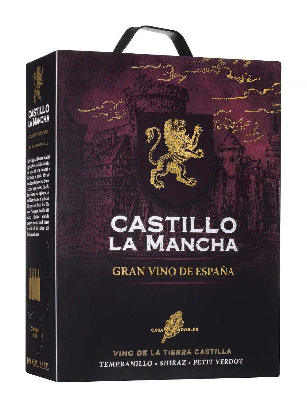Castillo La Mancha 3L BiB