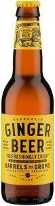 barrels & Drums ginger beer